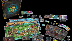 Castle von Loghan awaits at SPIEL 19 and more Jagged translations