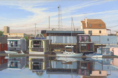 Houseboats Bronx