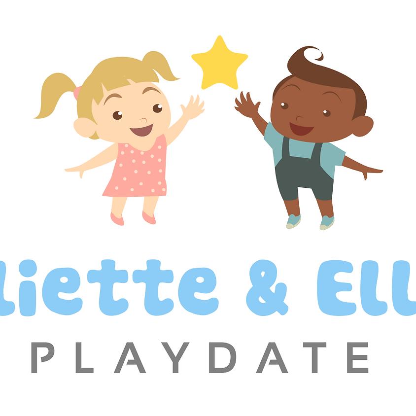 Juliette & Ella's Playdate