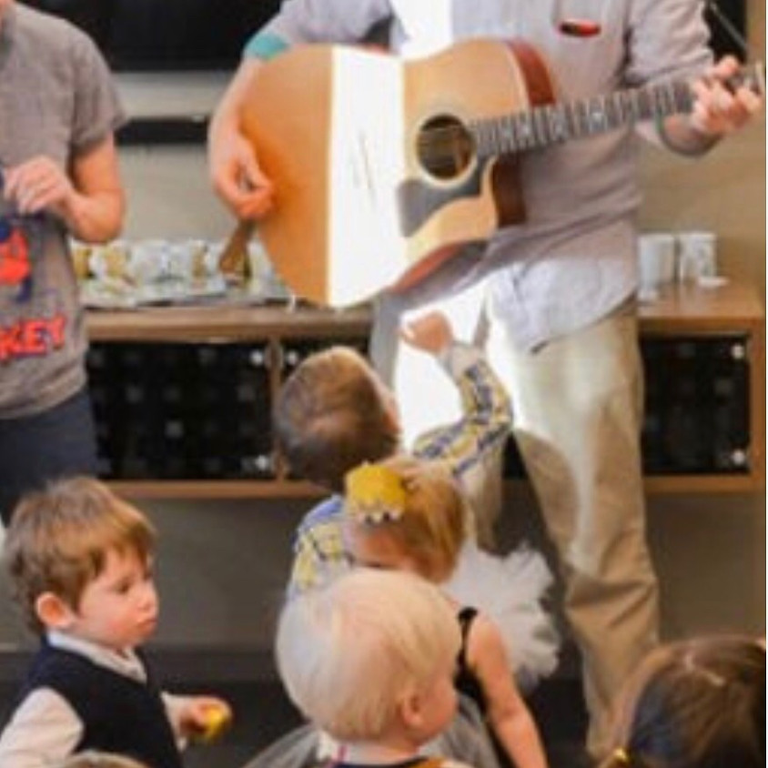 Father's Day Rock n Roll Music Class