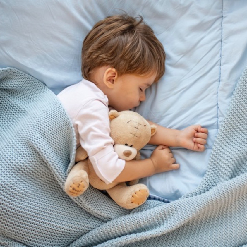 From Crib to Toddler Bed: Sleep Training