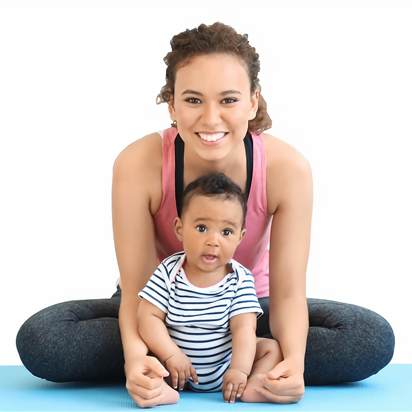 """National Yoga Day: """"Parent and Me Yoga"""""""