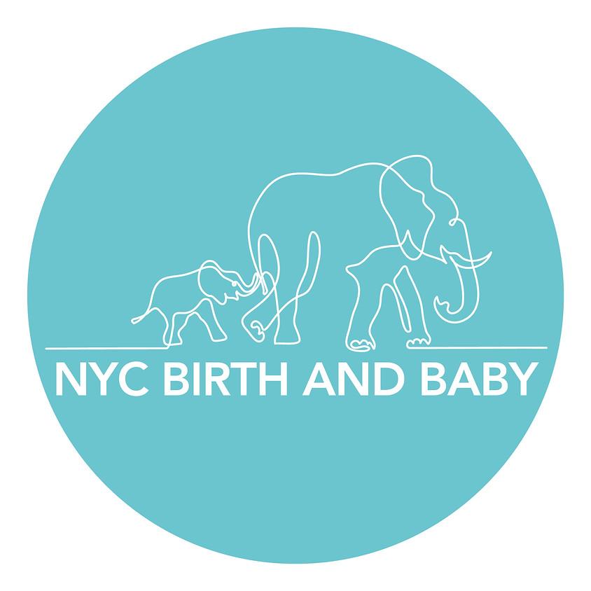 1 hr Childbirth Education with NYC Birth & Baby