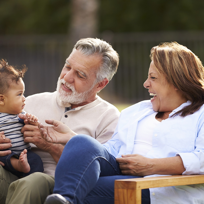 FREE WEBINAR: Grandparents Refresher Course in honor of Grandparents Day! (CANADA)