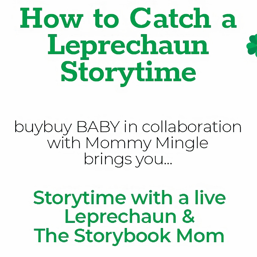 How to Catch a Leprechaun Storytime!