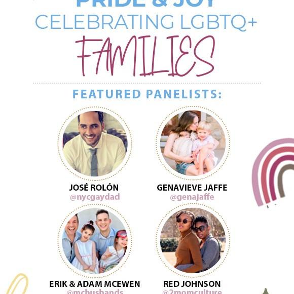 PRIDE and Joy! Celebrating LGBTQ+ Families