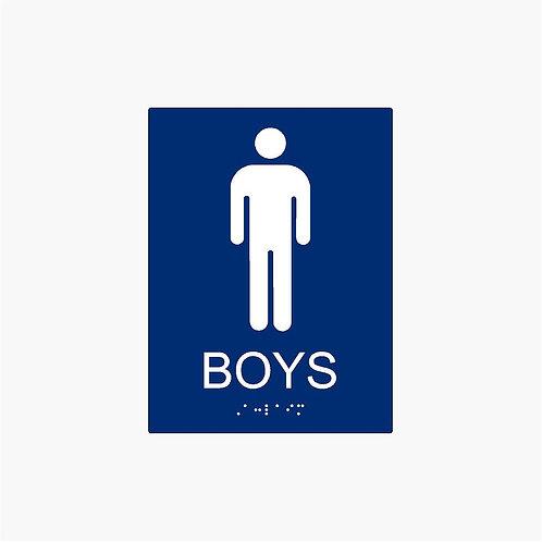 Boy's Restroom