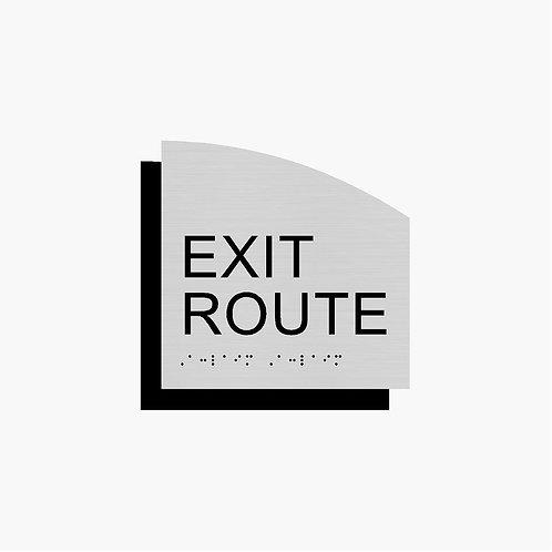 Exit Route