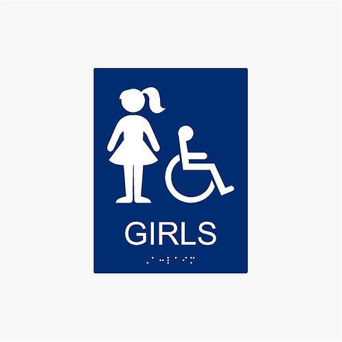 Girl's Restroom