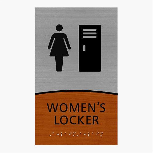 Women's Locker