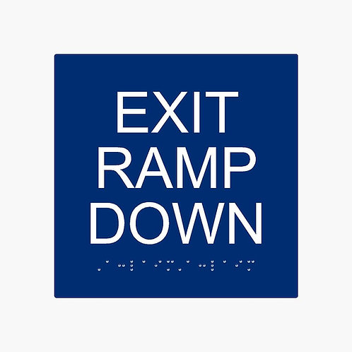Exit Ramp Down