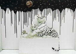 Die weißen Tiger des göttlichen Wahns