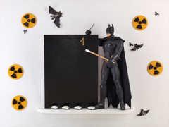 Batman und das Nein oder Im Anblick des sich selbst in Erscheinung setzenden Axioms der 1 fallen alle schwarz-weiß-Denker tot um
