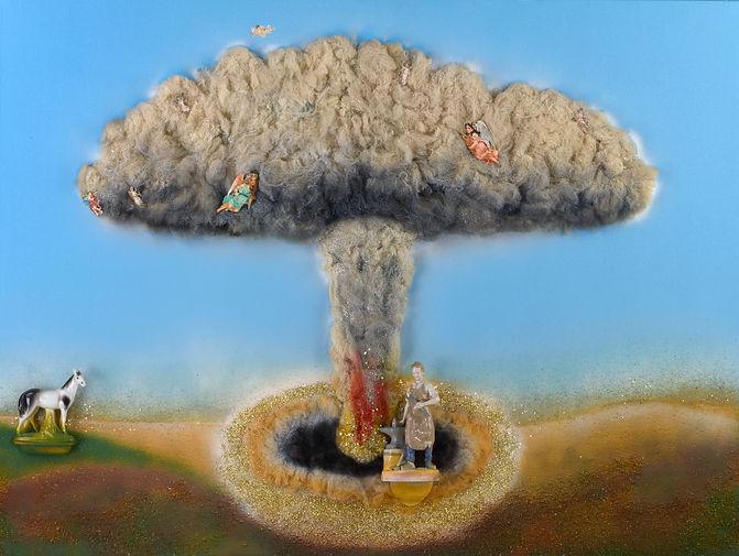 Die Bombe und der Geist oder Jeder ist seines eigenen Geistes Schmied