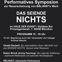 Perfomartives Symposion