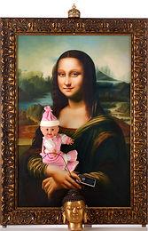 Anrufung der Mona Lisa, der - Para-Maya -