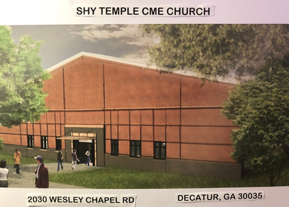 The Future of Shy Temple