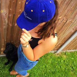 Sporting Hares Suede Collection Hat