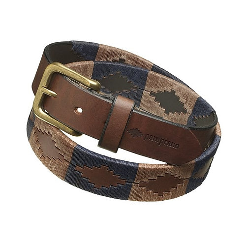 Pampeano 'Jefe' Polo Belt