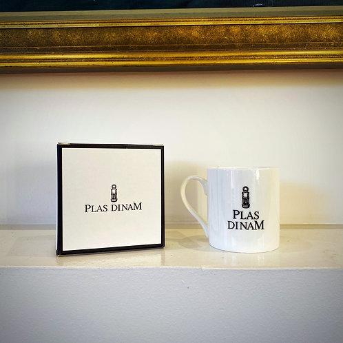 Plas Dinam Mug
