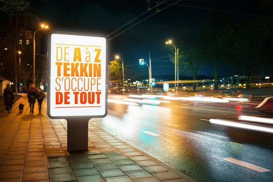 StudioTekkin |  Affichage