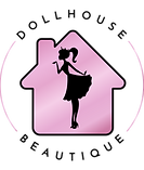 Blush Pink Dollhouse Logo Black PMG.png