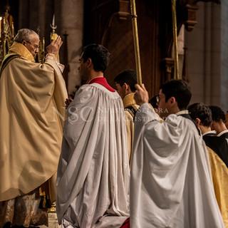 Santa Misa de Cierre.