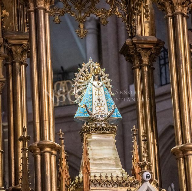 Nuestra Señora de Luján.