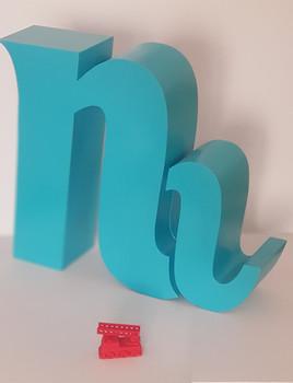 Printing of corporate logos