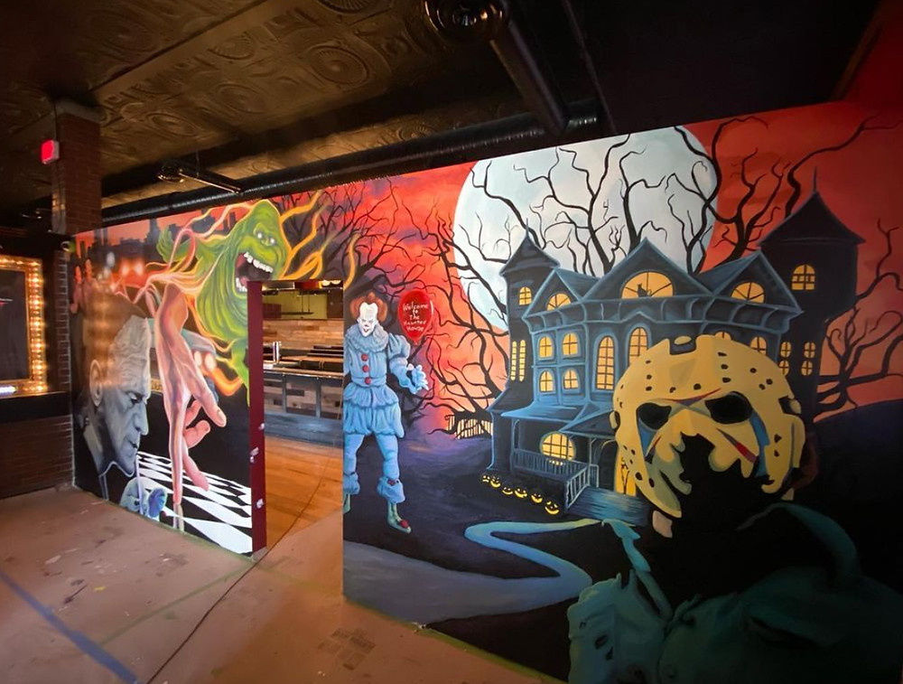 The Haunted House Restaurant  replacing Melt in Cleveland Heights