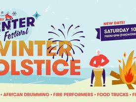 Eynesbury Winter Festival & Winter Solstice