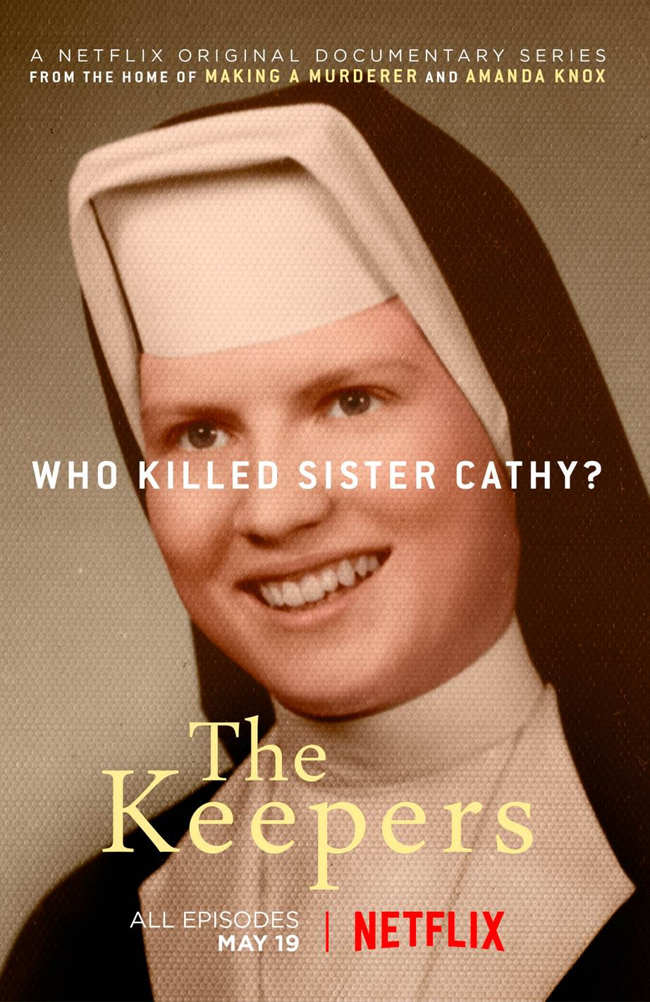 Best True Crime Series On Netflix Australia Right Now - The Keepers