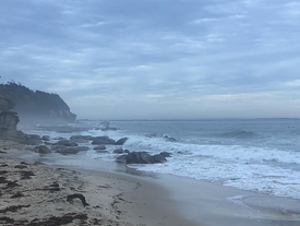 Australia's Haunted Beaches