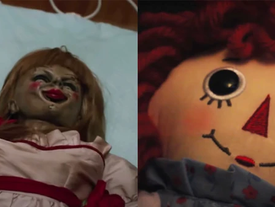 Haunted Doll Experts Explain What Would Happen If the Real 'Annabelle' Escaped