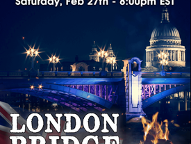 Virtual Haunted Campfires - London Bridge
