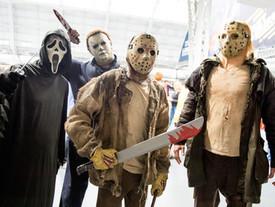 Top Halloween costumes of 2021
