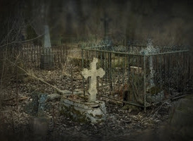 Are you afraid of cemetery ghosts?