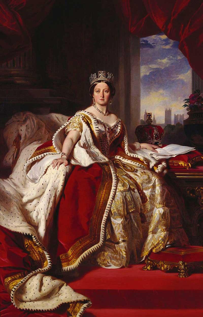 Queen Victoria - Queen Elizabeth II