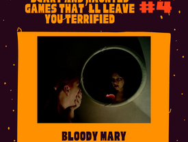 Scary and Haunted Game #4: Bloody Mary 