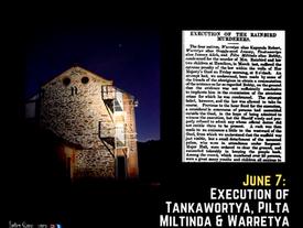 "June 7, 1861: Execution of the ""Rainbird Murderers"""