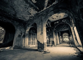 Australia's abandoned Kenmore Lunatic Asylum is a frightening place