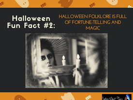 Halloween folklore is full of fortune-telling and magic