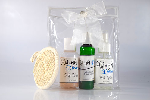 Bath & Body Gift Set