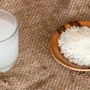 Fermented Rice Water:  Ancient Shampoo Rice