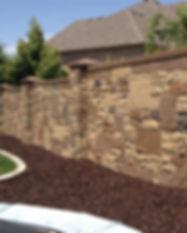 precast privacy fence residential privac