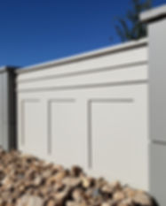 modern privacy fencing precast privacy f