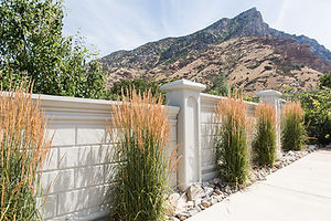 precast privacy fences residential comme