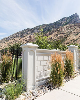 utah privacy commercial fencing resident