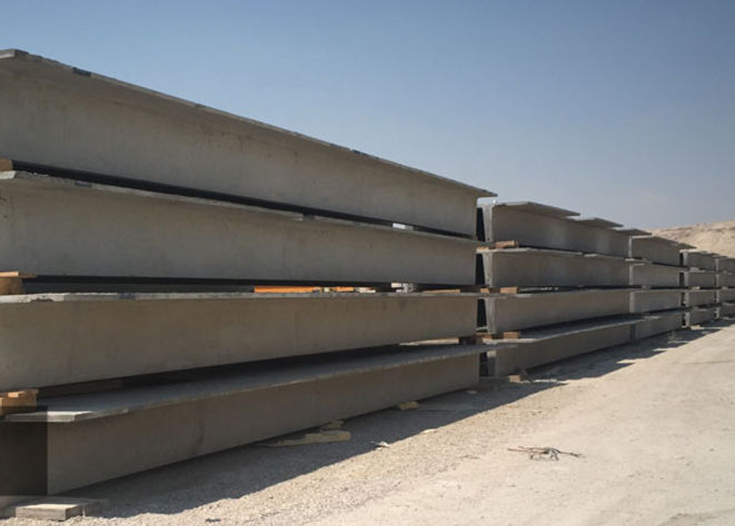 structural component double tees precast