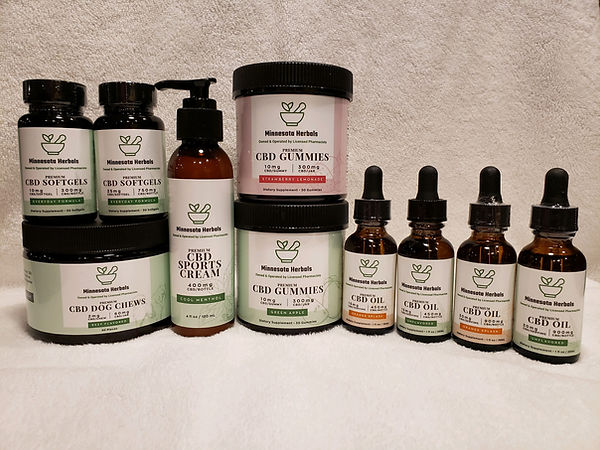 Picture of Minnesota Herbals products.jp
